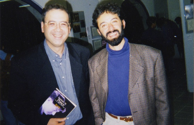 with musicologist M. Miranda (Mexico)